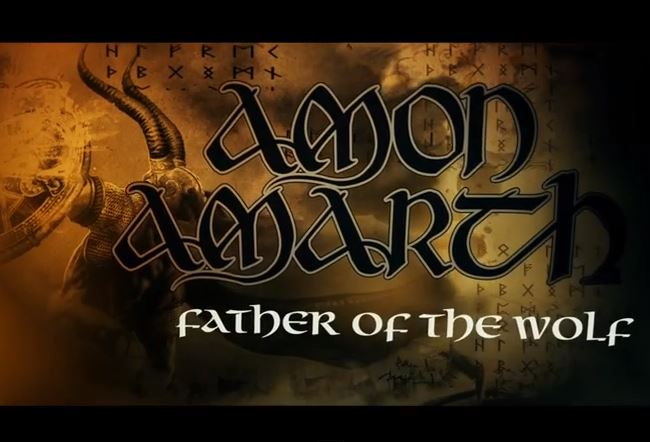 amon amarth father of the wolf - AMON AMARTH premiere epic production video for 'Father of the Wolf'