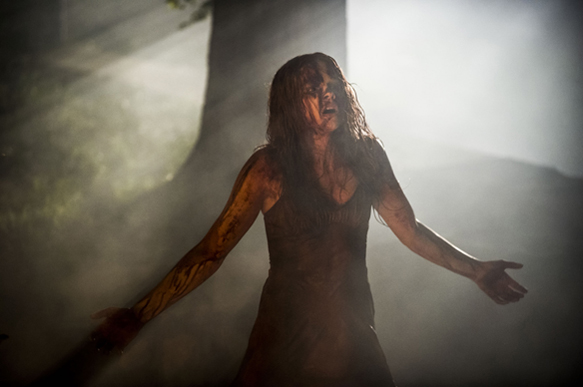carrie chloe grace moretz 4 - Carrie (Movie review)