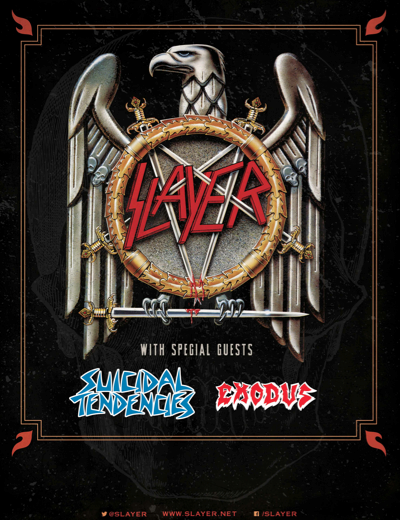 image001 - Slayer, Exodus, & Suicidal Tendencies announce May 2014 tour