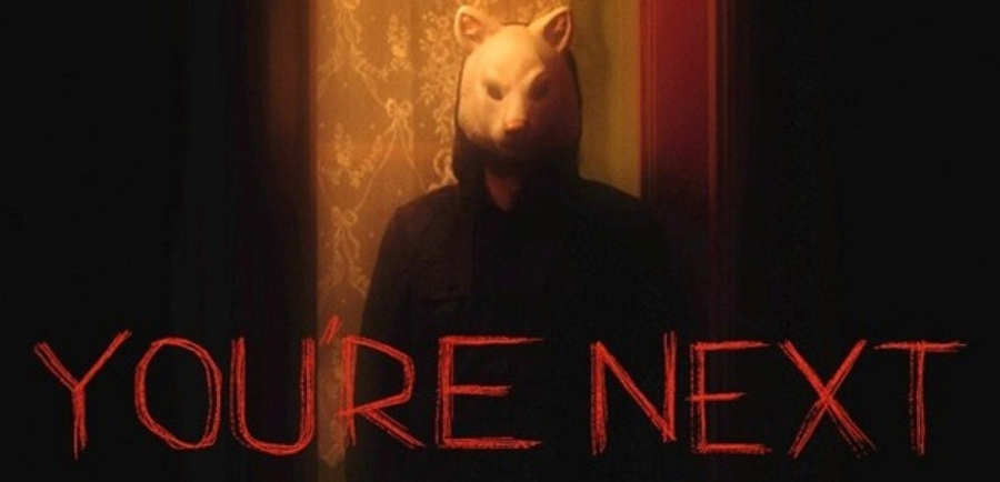 o YOURE NEXT COMIC CON facebook - You're Next (Movie review)