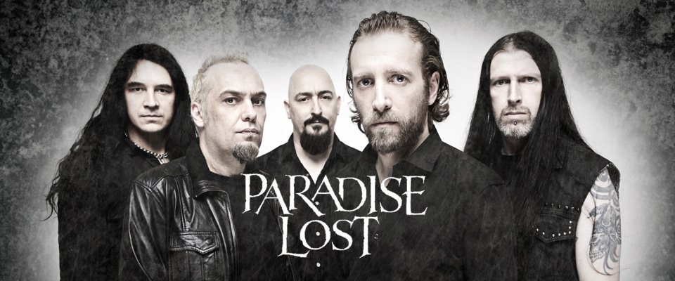 paradise lost cover - Interview - Greg Mackintosh of Paradise Lost