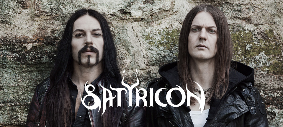 satyricon slide - Interview - Satyr of Satyricon
