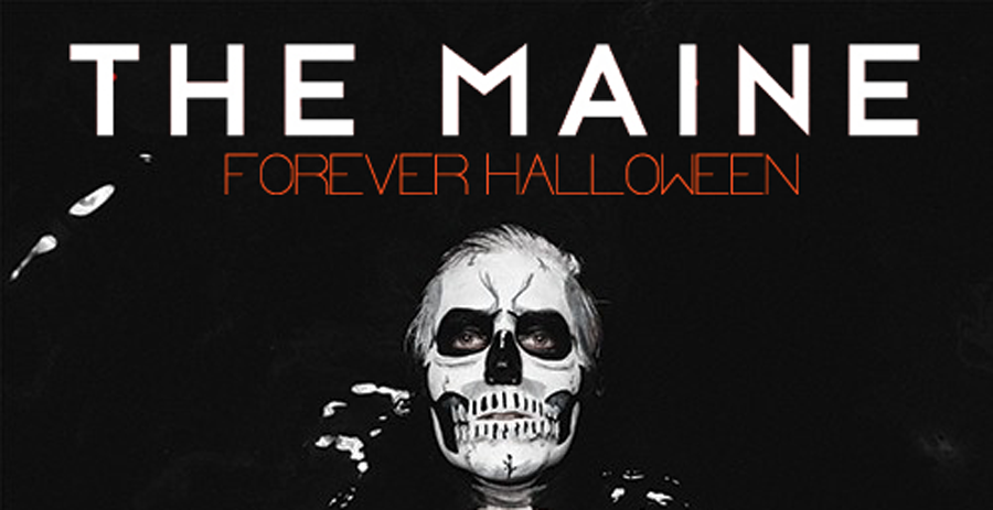 the main - The Maine - Forever Halloween (Album review)