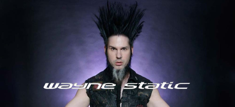 wayne static slide - Interview - Wayne Static of Static-X