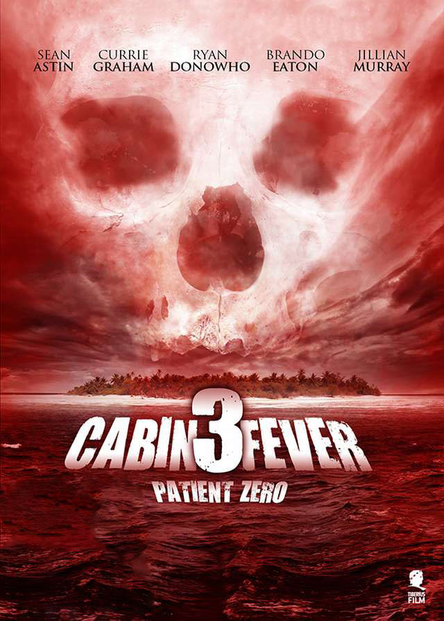 Cabin Fever 3 Patient Zero DVD Cover FSK 18 - Cabin Fever 3: Patient Zero (Movie review)
