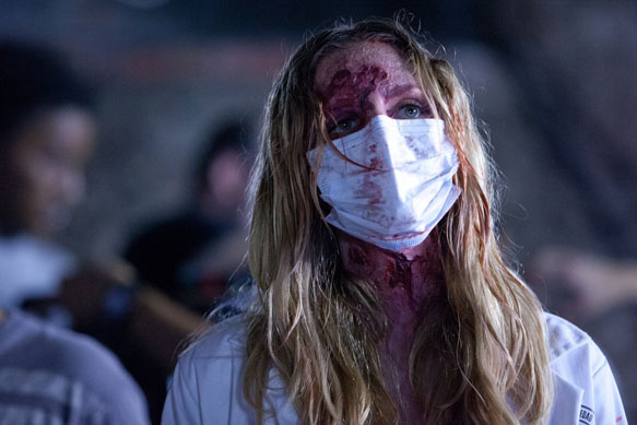 Cabin Fever Patient Zero 3 - Cabin Fever 3: Patient Zero (Movie review)