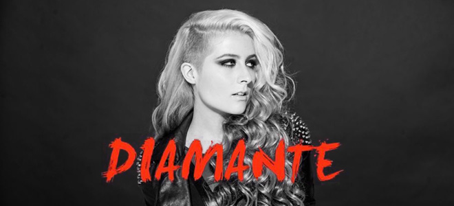 "diamante slide - Diamante releases video for Nirvana's ""Smells Like Teen Spirit"""