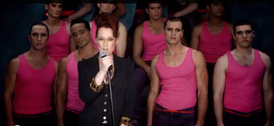 """girls chase boys - Ingrid Michaelson Pays Homage To Robert Palmer With New Video """"Girls Chase Boys"""""""