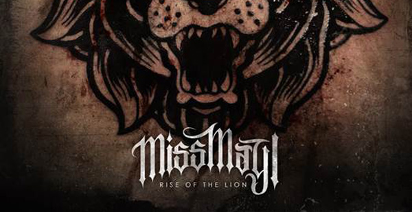 miss may slide - Miss May I - Rise Of The Lion (Album review)