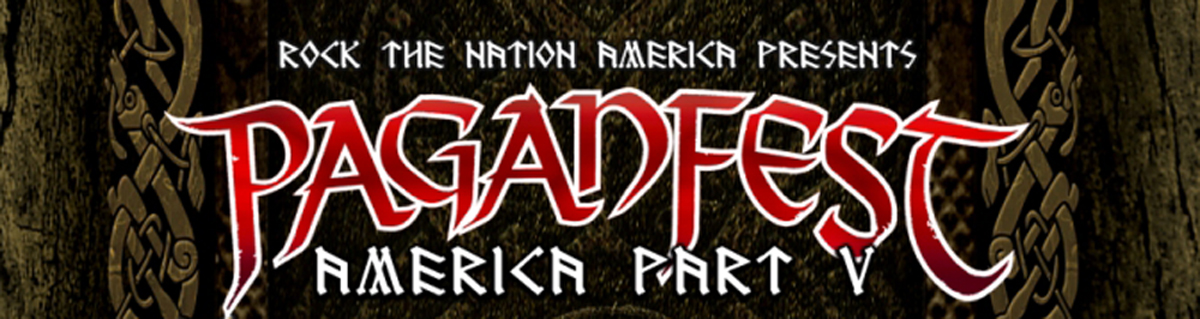"""pagan slide - TURISAS to co-headline """"Paganfest America Part V"""" with KORPIKLAANI; tour dates announced"""