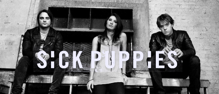 sick puppies slide - Interview - Emma Anzai of Sick Puppies
