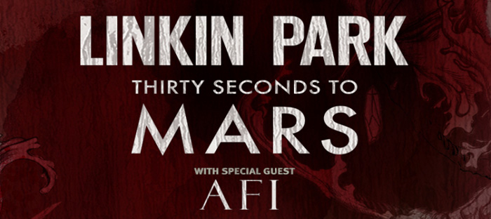 CarnivoresInstagram Square1 - Linkin Park announce 'The Carnivores Tour' with Thirty Seconds To Mars & AFI
