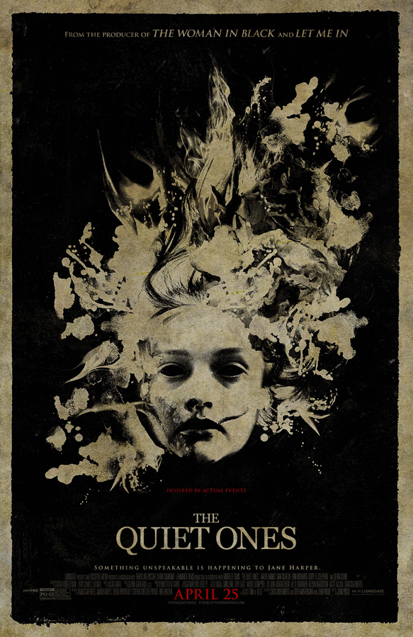FIN03b TheQuietOnes 1Sht VF - The Quiet Ones (Movie Review)