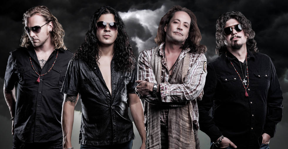 Jake E Lees Red Dragon Cartel - Win a pair of tickets to see Jake E Lee's Red Dragon Cartel live at Revolution Amityville, NY April 4th on CrypticRock.com!
