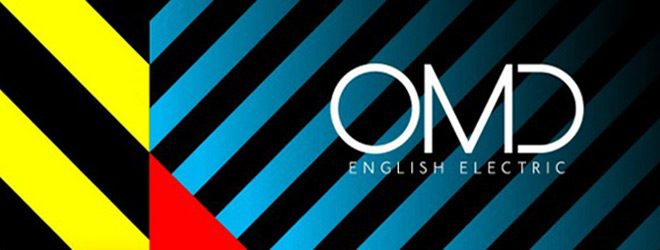 OMD English slide 1 - Orchestral Manoeuvres in the Dark (OMD) - English Electric (Album review)