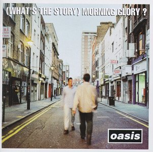 Oasis   Whats The Story Morning Glory album cover Creation - Interview - Bobby Amaru of Saliva