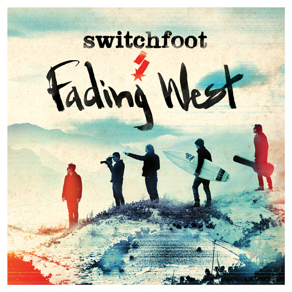 SF fadingwest CD cover2 - Interview - Drew Shirley of Switchfoot