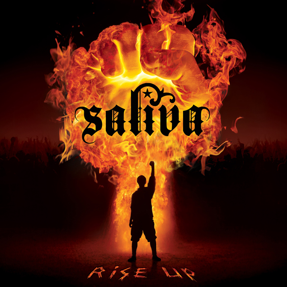Saliva RiseUP AlbumCover HiRes new - Interview - Bobby Amaru of Saliva