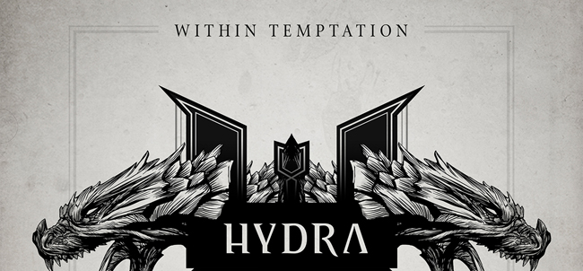 Within Temptation Hydra Artwork smaller - Within Temptation - Hydra (Album review)