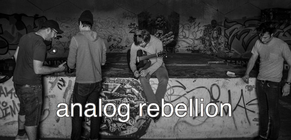 analog slide - Interview - Daniel Hunter of Analog Rebellion