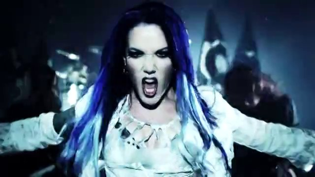 "arch enemy war - Arch Enemy unleash first song with new vocalist Alissa White-Gluz in music video ""War Eternal"""