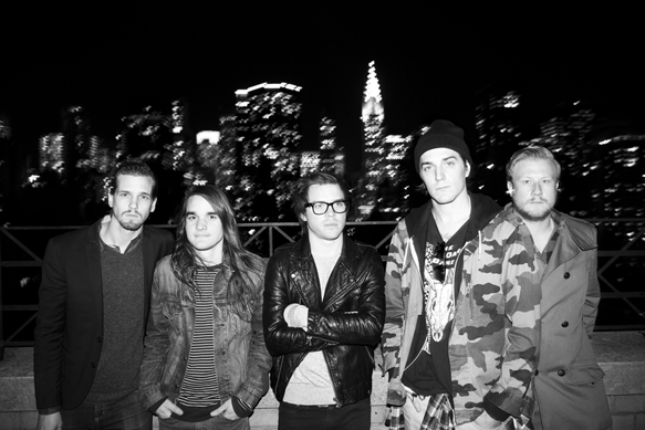 photo by dirk mai - Interview - John O'Callaghan and Kennedy Brock of The Maine