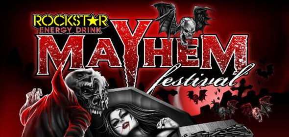 rock star slide - Rockstar Energy Drink Mayhem Festival 2014 Line-up Unveiled