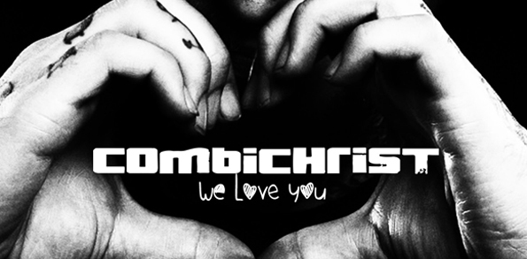 we love slide - Combichrist - We Love You (Album review)