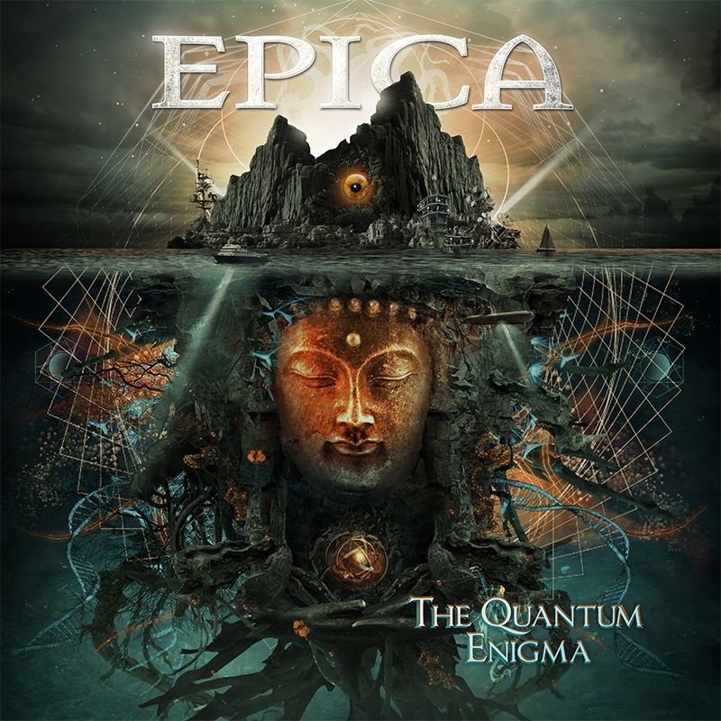 Epica The Quantum Enigma Artwork - Epica - The Quantum Enigma (Album review)
