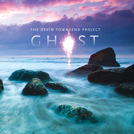 Ghost The Devin Townsend Project album cover - Interview - Paul Waggoner of Between the Buried and Me