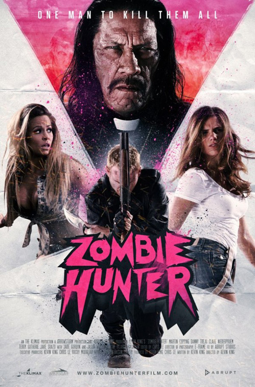 Zombie Hunter movie poster 2 600x910 - Interview - Neal Middleton of Royal Bliss