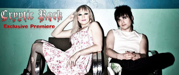 """dollyrots slide - The Dollyrots exclusive premiere of lyric video for """"Barefoot and Pregnant"""" on CrypticRock.com"""