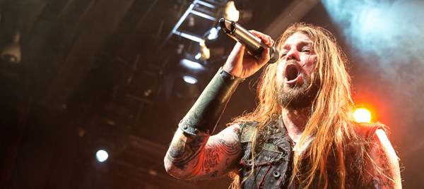 iced slide - Worldwide Plagues Tour: Iced Earth, Sabaton, & ReVamp Invades NYC 4-18-14