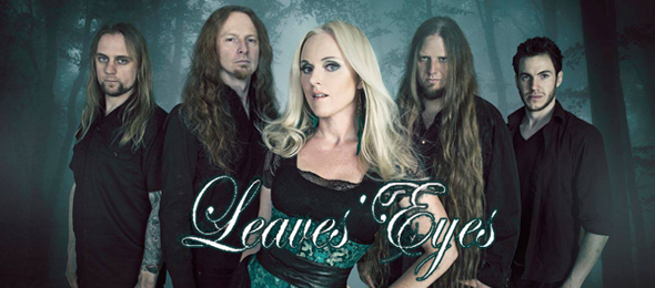 leaves eyes slide 4 - Interview - Liv Kristine of Leaves' Eyes