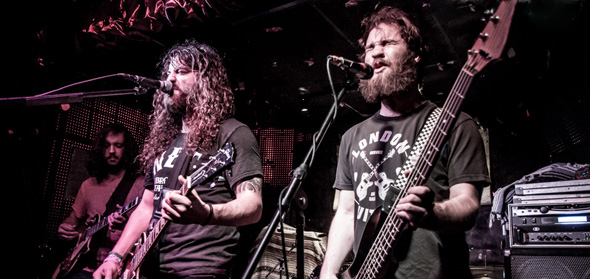 lullwater slide edited 1 - Lullwater Live at The Barbary Philadelphia, PA 4-3-14