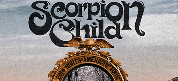 scoprion slide - Scorpion Child Announce North American Tour with Corbot