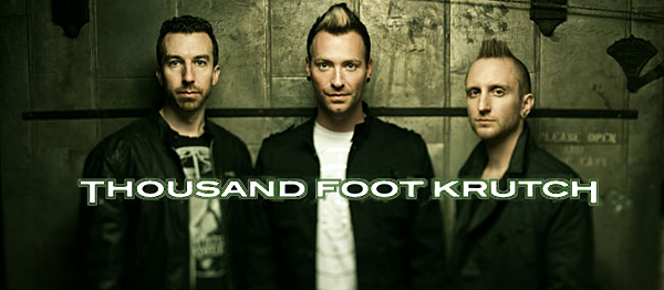 thousand foot slide 2 - Interview - Trevor McNevan of Thousand Foot Krutch