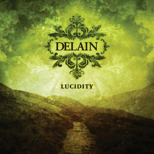 Lucidity cover - Interview - Charlotte Wessels of Delain