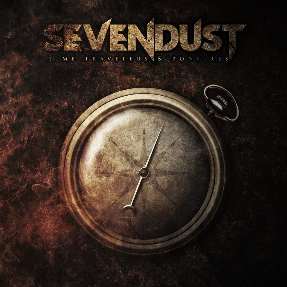 Sevendust Time Travelers Bonfires - Interview - Lajon Witherspoon of Sevendust