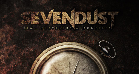 Sevendust Time Travelers Bonfires1 - Sevendust - Time Travelers & Bonfires (Album review)