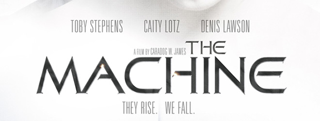 TheMachine slide - The Machine (Movie Review)