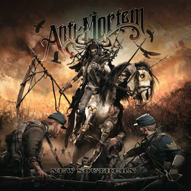 antimortemnewsoutherncd - Anti-Mortem -  New Southern (Album review)