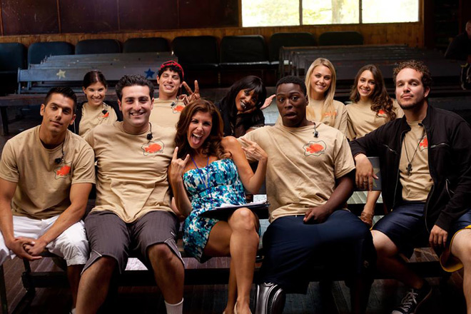 camp dread promo - Interview - Felissa Rose