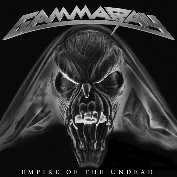gamma ray empire of the undead for article - Gamma Ray - Empire Of The Undead (Album review)