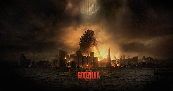 godzilla2014 wallpaper 1 edited 1 - Godzilla (Movie review)