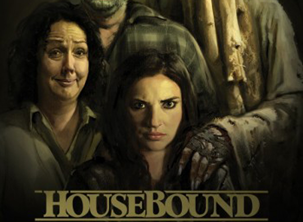 "house bound poster 350x4941 - Horror-comedy ""Housebound"" set for US release in Fall 2014"
