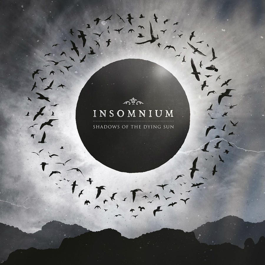 insomnium shadows of the dying sun - CrypticRock Presents: The Best Albums of 2014