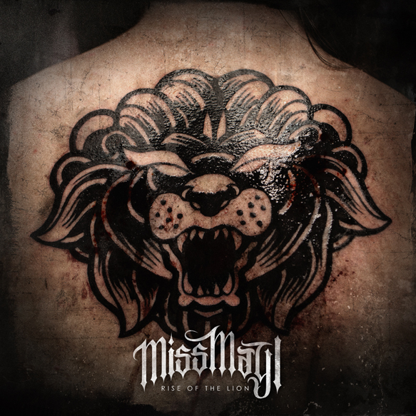miss may i - Miss May I - Rise Of The Lion (Album review)