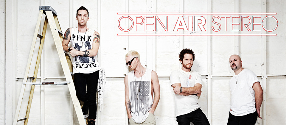 open air slide edited 1 - Interview - Chase Johnson of Open Air Stereo