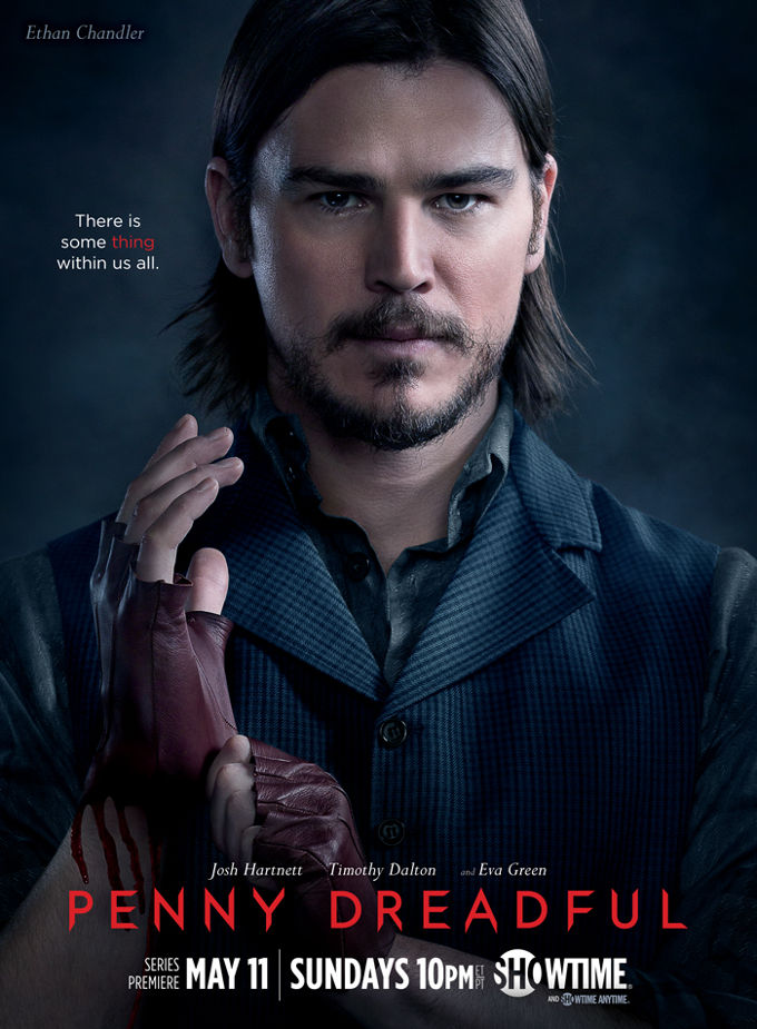 penny dreadful ethan chandler - Penny Dreadful Series Premiere (Show review)